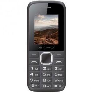 Smartphone-Echo-First-Dual-SIM-Noir