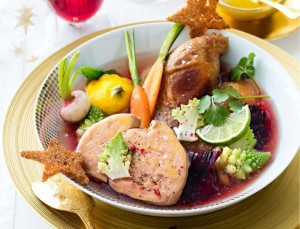 Pot-au-feu-de-canard-au-foie-gras-bouillon-epice